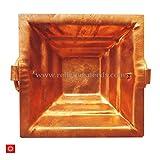 #5: SHAKTI Copper Hawan Kund Small