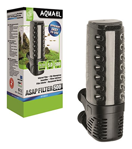 Aquael Filter ASAP für Aquaristik 500 L/H