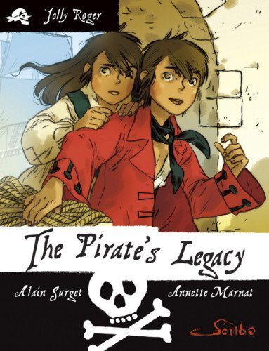 Portada del libro Jolly Roger Book One: The Pirate's Legacy by Alain Surget (2010-05-10)