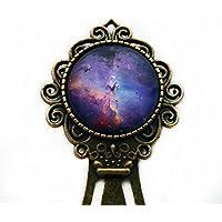 NASA Photograph Foto Nebula Swirls Nebel Lesezeichen