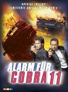 Alarm für Cobra 11 - Vol. 1 (Limited Special Edition, 2 DVDs)