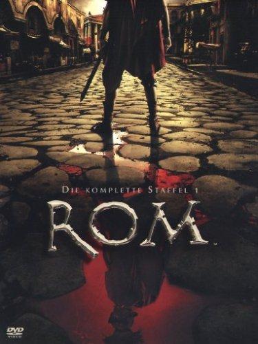 Rom - Die komplette erste Staffel (Uncut) [6 DVDs] Kenzie Woods