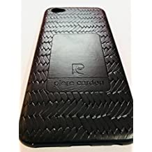 Vivo v5s wooden design back cover(BLACK)