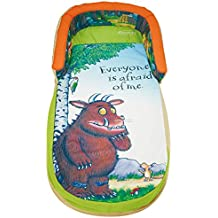 Gruffalo My First Ready Bed - Cama hinchable infantil con colcha integrada