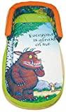 Worlds Apart Gruffalo My First Ready Bed - Cama hinchable infantil con colcha integrada
