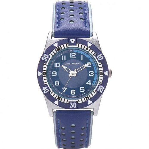 Cannibal-Boys-Quartz-Watch-with-Blue-Dial-Analogue-Display-and-Blue-Plastic-or-Pu-Strap-CJ195-05