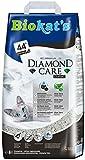 Biokat's Diamond Care Classic Katzenstreu – Hochwertige Klumpstreu für Katzen mit Aktivkohle und Aloe Vera – 1 Papierbeutel à 8 L