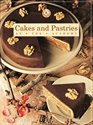 Cakes and Pastries at the Academy (California Culinary Academy)