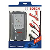 Bosch C7 - 12 & 24 Volt Intelligent / Smart Battery Charger - Roaduserdirect Car Care - amazon.co.uk