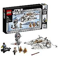 Il 20 Anniversario della linea Star Wars di LEGO alle porte! Costruisci l'imperiale Snowspeeder 7130 lanciato nel 1999 e arricchisci tua collezione!
