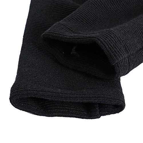 Vertvie Damen Offene Cardigan Langarmshirt Wasserfall Strickjacke Asymmetrisch Strickmantel Mantel Schwarz