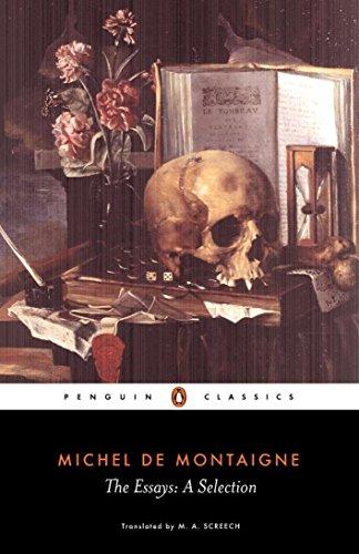 The Essays: A Selection (Penguin Classics) por Michel Montaigne