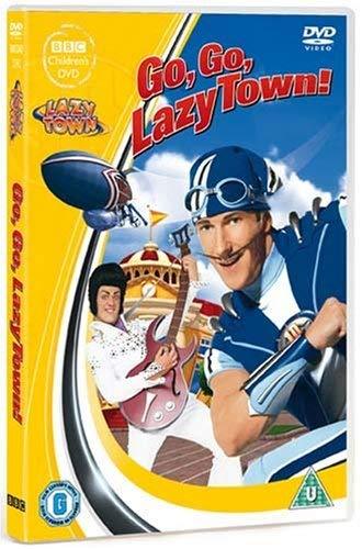 LazyTown - Go Go LazyTown! [DVD]