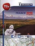Atlas France 2016 L'essentiel Michelin