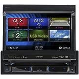 Auto Navigation Radio 1 DIN ausfahrbar Bluetooth DVD passend für Renault Twingo II 3/07 > 8/14