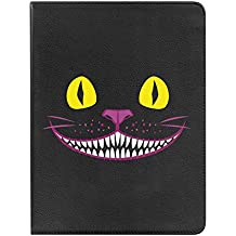 Funda bq Edison 3 mini BeCool Libro Gato Cheshire