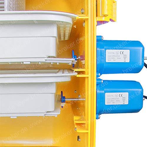 Covatutto 108 Brutmaschine / Brutgerät / Motorbrüter – Vollautomatisch – Incubator - 5