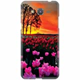 Printland Designer Back Cover for Samsung Galaxy Grand Prime SM-G530H - Gardenic Case Cover best price on Amazon @ Rs. 349