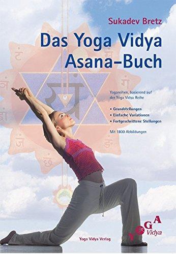 Preisvergleich Produktbild Das Yoga Vidya Asana-Buch