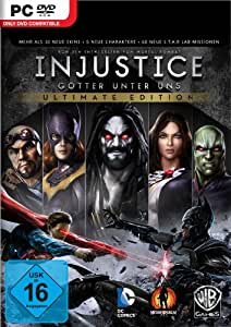 Injustice - Ultimate Edition - [PC]