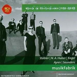 Musik in Deutschland 1950-2000 Vol. 123