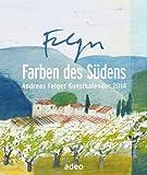 Farben des Südens 2014: Postkartenkalender mit Aufhänger und Aufsteller