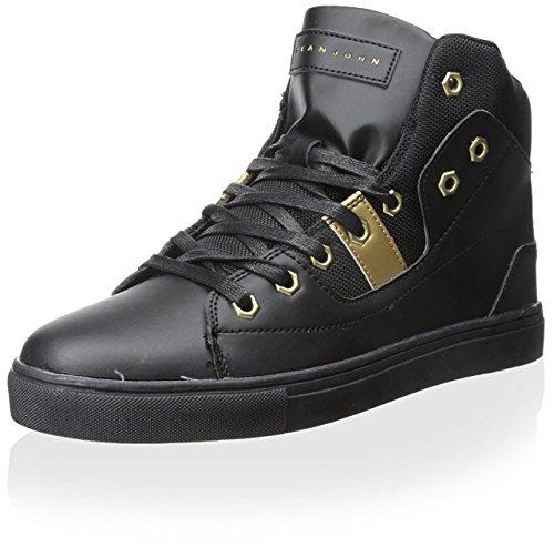 sean-john-mens-murano-hightop-sneaker-black-gold-9-m-us
