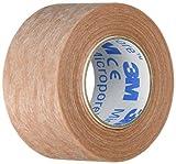 3M Micropore medizinisches Klebeband, hypoallergen, hautfarben, 2.5cmx9.1m, 1 Stück