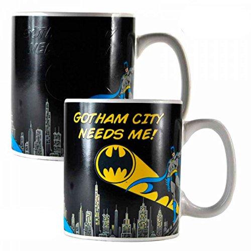 Batman Heat Change Mug Batman Half Moon Calici Tazze