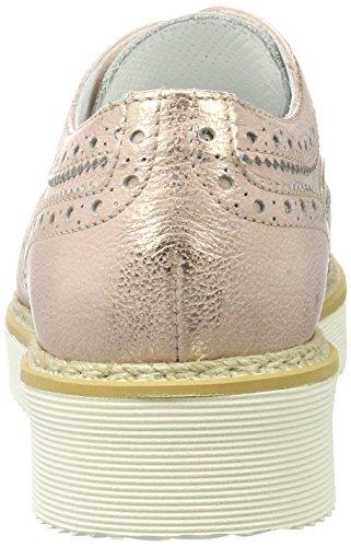 Bogner Oslo 16b, Chaussures à Lacets Femme Pink (rosé)