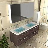 Badschrank mit waschbecken  Suchergebnis auf Amazon.de für: Doppelwaschbecken Unterschrank ...