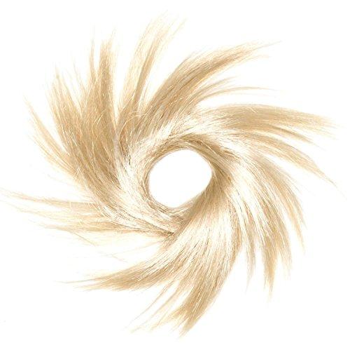 American Dream Wow Chouchou à Cheveux 60 Blond Pur