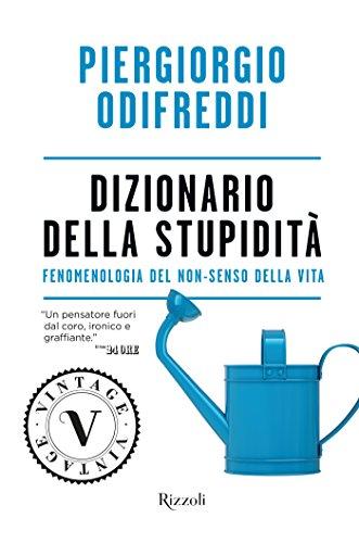 Dizionario della stupidità VINTAGE