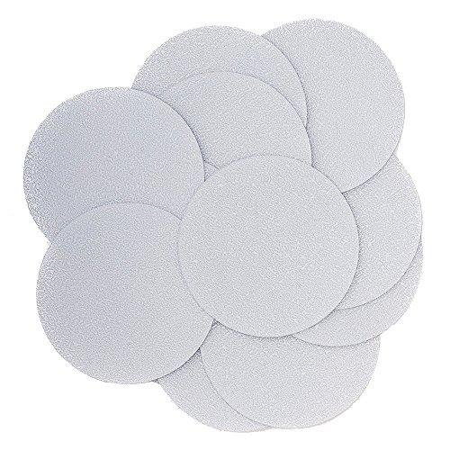 Anti Rutsch Sticker, 20 Stk Transparent Runde Antirutsch Aufkleber Pads Mit Selbstklebend Antirutschmatte für Sicherheit in Badewanne und Dusche (10cm)