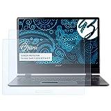 Bruni Schutzfolie für Acer Swift 7 2018 (SF714-51T) Folie - 2 x glasklare Displayschutzfolie