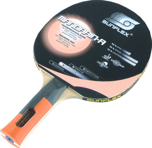 Sunflex Tischtennis-Schläger MANDARIN-A