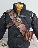 Witcher 3 Ursine Armure Baldric réplique du Geralt de Rivia Legendary GrandMaster Ursine engrenage de l'école Bear fait à la main en cuir