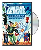 Justice League Unlimited: Saving the World - DC Comics Kids Collection by Various