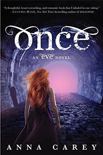 Once: An Eve Novel (Eve Trilogy)