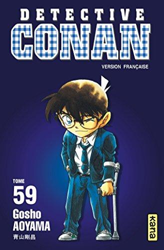 Détective Conan Vol.59 par AOYAMA Goshô / AOYAMA Gosho