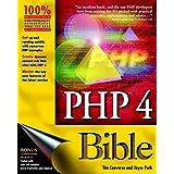 PHP 4 Bible 1st edition by Converse, Tim, Park, Joyce (2000) Taschenbuch