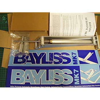 Bayliss Mk.7 ORCHID WAX Version Autovent replacement power tube spare cylinder