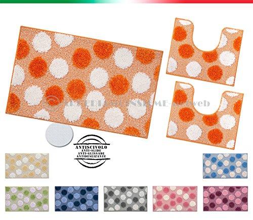 tappeto-bagno-parure-set-3-pezzi-fondo-antiscivolo-tappeti-moderni-shaggy-bordato-made-in-italy-modi