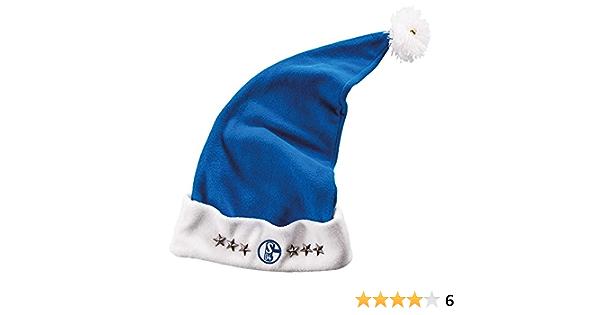 FC Schalke Weihnachtsm/ütze