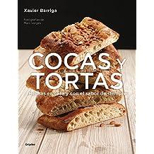 Cocas y tortas : hechas en casa y con el sabor de siempre (Sabores, Band 108307)
