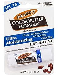 Palmer's Baume à Lèvres Hydratant au Beurre de Cacao et à la Vitamine E- Moisturizing Lip Balm Cocoa Butter Formula with Vitamin E 4g