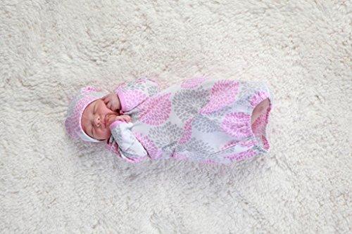 Coton doux Motifs & BabySet d'allaitement-Taille unique Multicolore - Lily