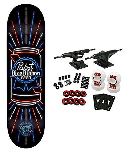 santa-cruz-skateboard-complete-pabst-blue-ribbon-pbr-neon-sign-8375