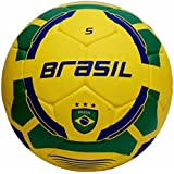 Vector X Brasil Rubber Moulded Football