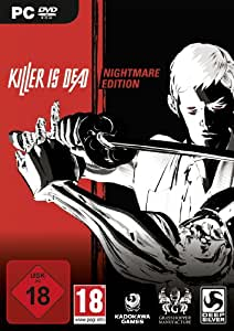 Killer is Dead: Nightmare Edition (100% Uncut)